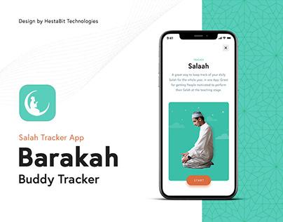 Barakah- Mobile App Design