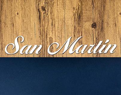San Martin App Animation