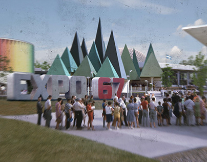 Le Groupe Maurice - Expo 67