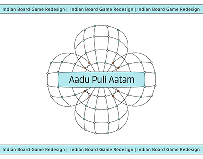 Indian Board Game redesign