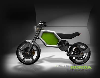 Honda e•Dream Concept