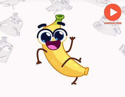Bananos - STICKER PACK