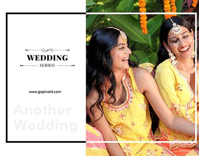 Wedding Series promotion