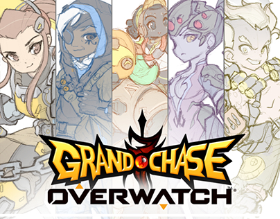 """From Overwatch To Grand Chase"" Series"