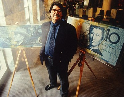Currency Design with Max Robinson 1986 to 1996