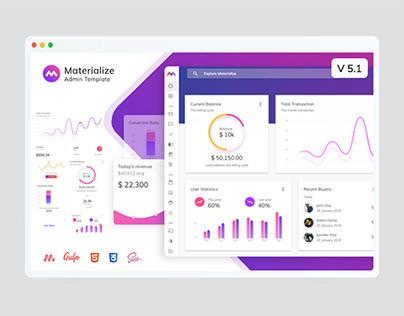 30+ Bootstrap Admin Dashboard Templates 2019