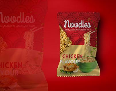 Packing design for Noodles