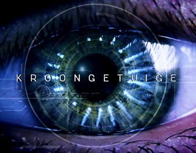 Kroongetuige (2017) - Logo & Main title sequence design