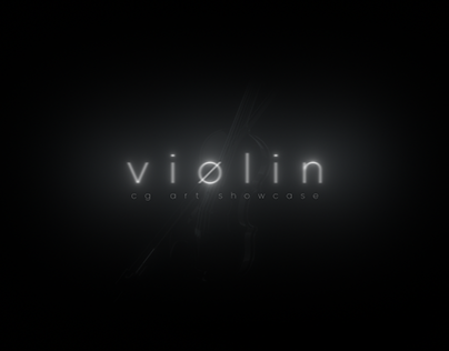 Violin | CG art showcase