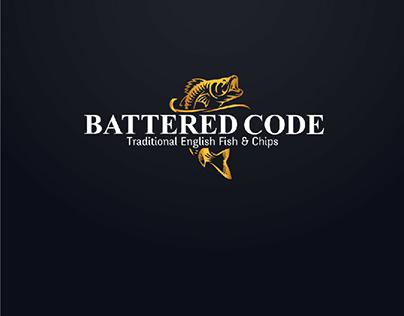 Battered Fish logo