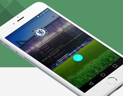 Fantasticup App