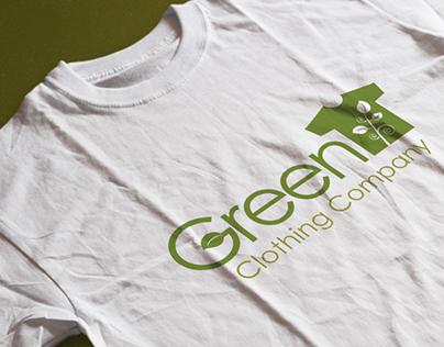 Green T Logo Design