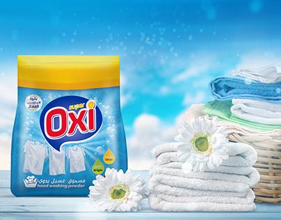 Oxi Detergent Hand Washing Powder