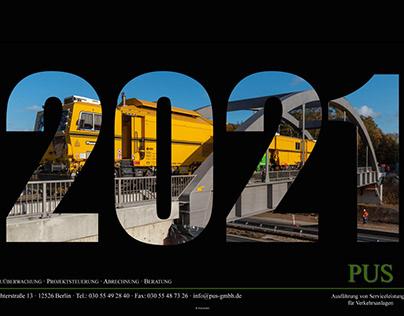 Baustellenkalender 2021