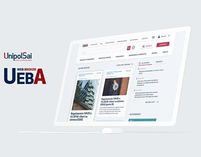 ReDesign UEBA - UI Design