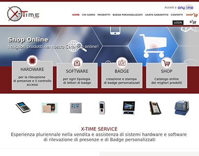 Xtime Service