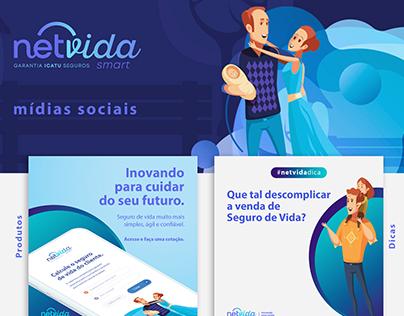 Mídia Social | NetVida