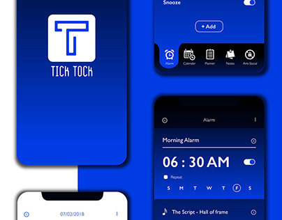 Tick Tock Time Management Apps