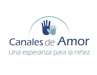 Canales de Amor - Branding