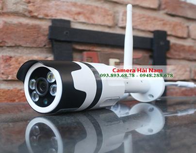 Camera wifi ngoài trời giám sát an ninh gia đình