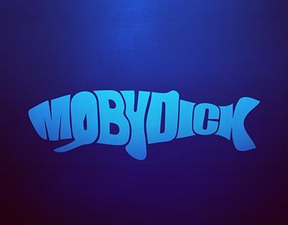 Logo design - Moby Dick