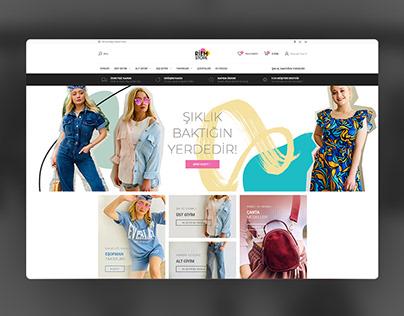 RiemStore.com | E-Commerce Website