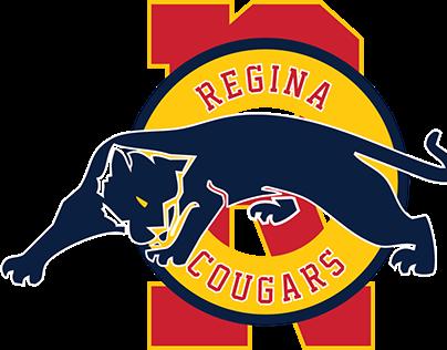 Regina Cougars Logo