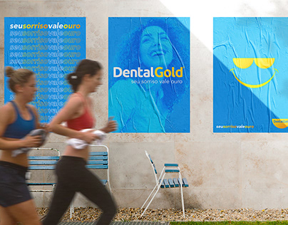 Dental Gold | Rebrand
