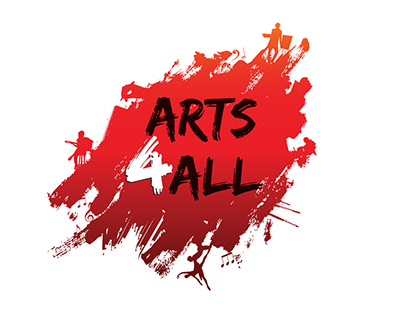 Arts4All logo development and Event Program for ArtsCan