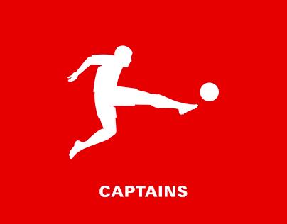 Bundesliga Captains