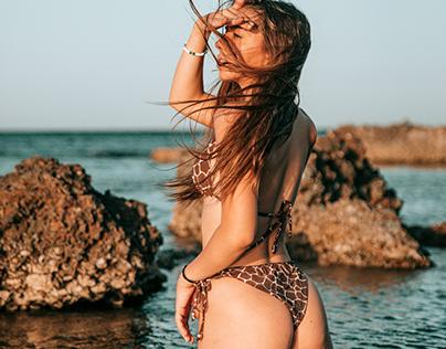 Beach day in Denia with Berta