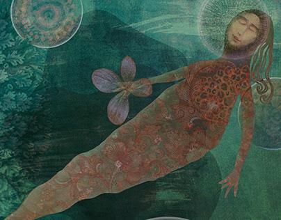 The Peaceful Mermaid