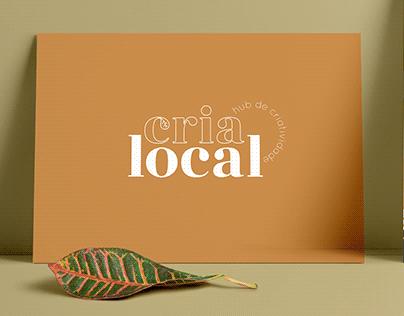 CRIA LOCAL   BRANDING
