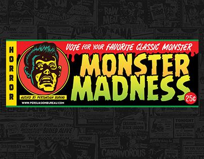 Halloween Monster Madness