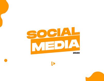 Social Media - Diversos 2020