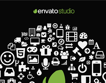 T-Shirt Design : Envato Studio Challenge