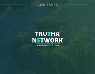 TRUTHA NETWORK Konu Tasarımı SATILDI!