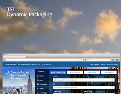 TST Dynamic Packaging