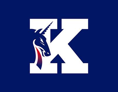 Keio University Lacrosse Team Logo