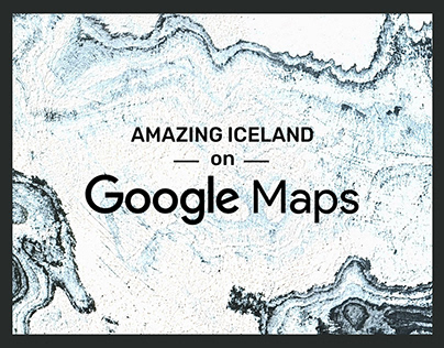 Amazing Iceland on Google Maps ▬ by shiraz & daryan