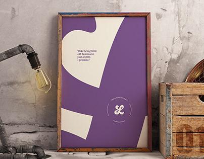 letterto.xyz Identity Design
