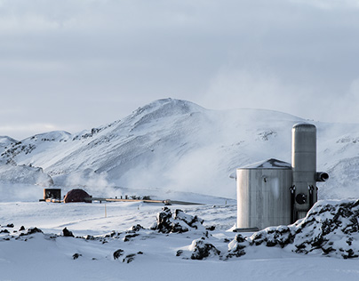 BJARNARFLAG POWER STATION - Iceland