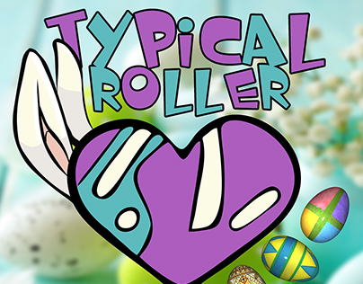 Easter Logo for public Typical Roller
