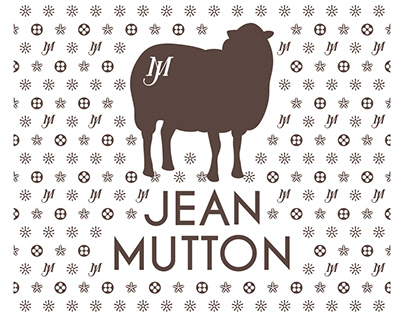 Jean Mutton: Branding exercise 2019