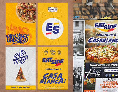 EATSIDE - Branding