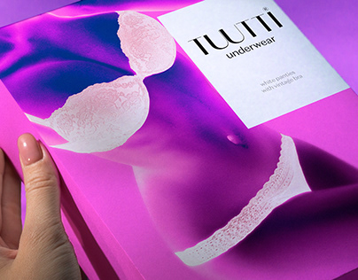Packaging for underwear
