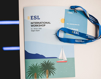 ESL Workshop 2018