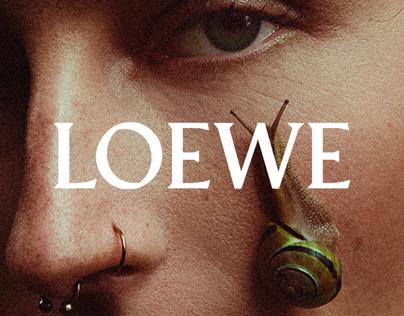 LOEWE Perfumes social identity