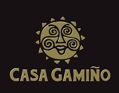 Casa Gamiño Rebranding