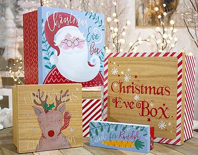 Heaven Sends / Christmas Eve Boxes